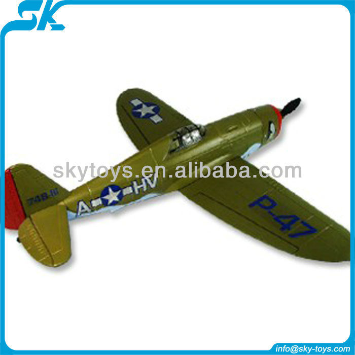 !Lanyu 2.4G 4CH P-47 Thunderbolt EPO TW 748-3 rc giant scale plane rc model airplane kits