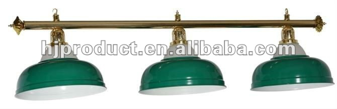 High Quality Green Color Pool Table Lamp Shade Billiard Light Product On Alibaba
