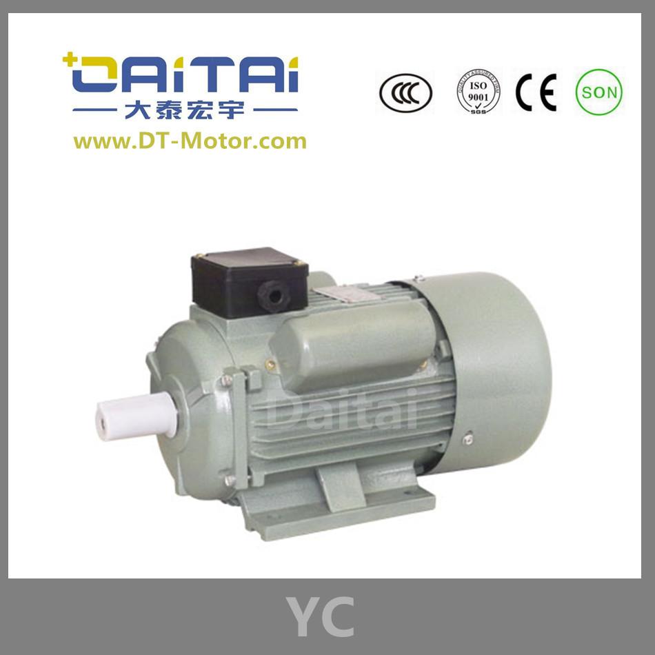 Yc80b-4 Single-phase Ac Electric Motor Price 100% Copper
