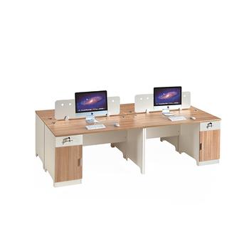 Special Design Office Computer Desk Corner Partition Panels Office Cubicles