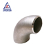 Hot Sales 3 Inch Stainless Steel SCH40S 90 Degree Equal Elbow