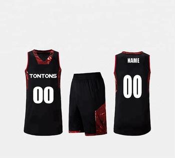 db7861537f9 Full dry manufacturer customized sublimation latest basketball jersey design  2018 wholesale cheap basketball uniform