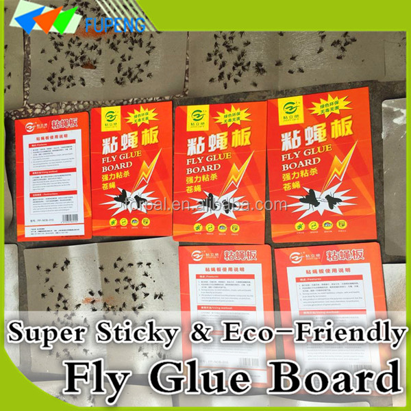 Paper Tube Fly Glue Trap