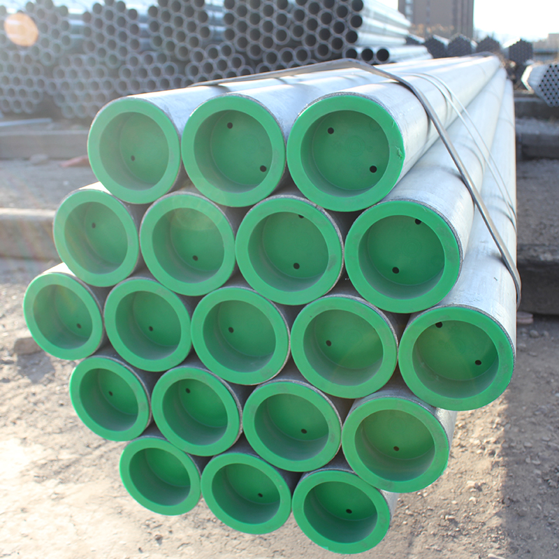 Corrosion resistant different diameter 8 inch galvanized pipe