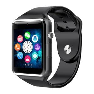 Sam Tech mobile watch phones smart+watch smartwatch a1 waterproof for iphone smart watch