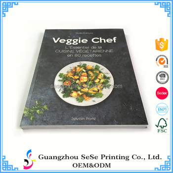 China supplier customized soft cover cooking book recipes printing china supplier customized soft cover cooking book recipes printing forumfinder Gallery