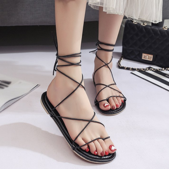 2e0e75d7f09ce7 Wholesale Cheap Women Sandals Ladies Unique Design Sandals Girls Casual  Flat Sandals