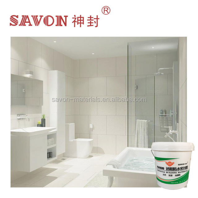 Excellent Acrylic Clear Waterproofing Paint For Interior Wall Coating