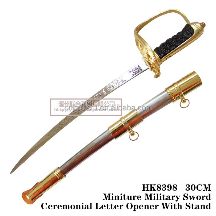 Wholesale Letter Opener Fancy Sword Hk8398   Buy Sword,Letter