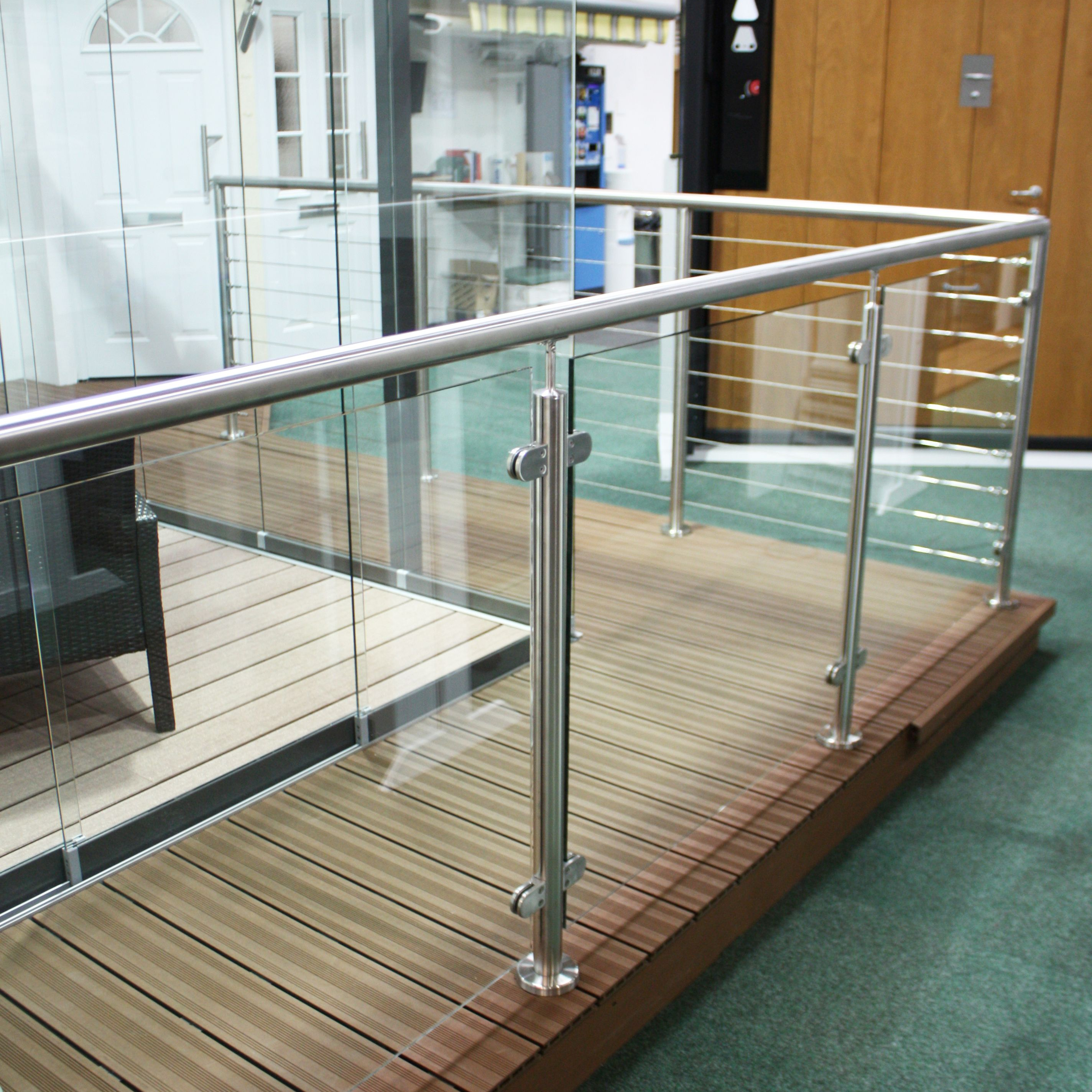 Roof Deck Stainless Steel Staircase Railing Designs Buy Staircase Railing Designs Deck Railing Railing Design Product On Alibaba Com