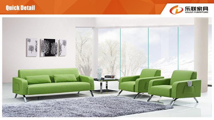 apple green used cheap office sofa cheap office sofa