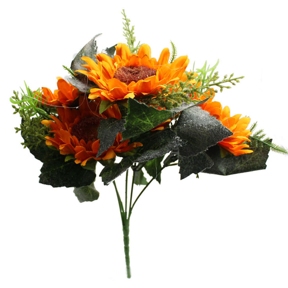 Buy new chinese beautiful artificial fake silk flowers simulated buy new chinese beautiful artificial fake silk flowers simulated sunflower wedding home decoration accessories suply brazil in cheap price on mibaba izmirmasajfo