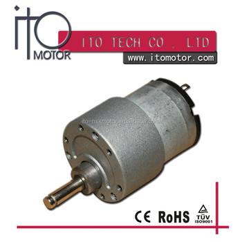 DC GEAR MOTOR 12V 10 RPM PDF DOWNLOAD