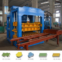 Best selling concrete cement block making machine production line in India price