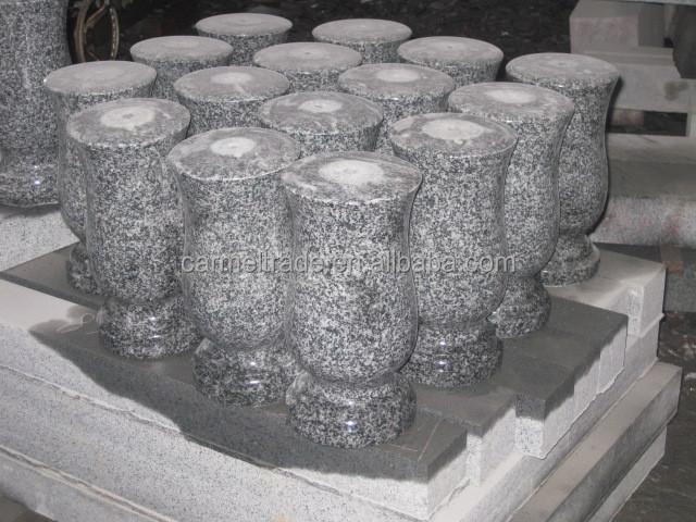 Cemetery Granite Flower Vases For Graves Buy Flower