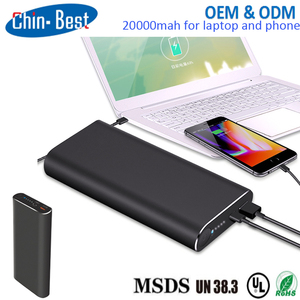 Made In China Review Smart Portable Charger Powerbank 20000 Mah Rohs Power Banks Power Bank 20000Mah For Laptop Lenov P780