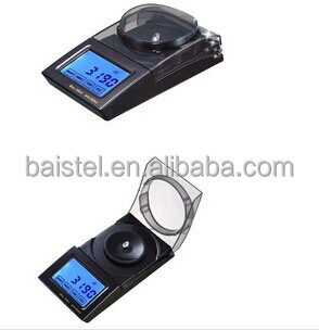 Touch Screen Mini Pocket electronic 20g x 0.001g Jewelry Gold Gram Balance Weight Digital Scale
