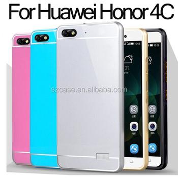 new product 97647 3049d High Quality Aluminum Metal Bumper Pc Back Case For Huawei Honor 4c - Buy  Bumper Case For Huawei Honor 4c,Metal Case For Huawei Honor 4c,Aluminum  Case ...