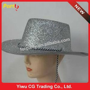 China Glitter Cowboy Hats 216ef395160
