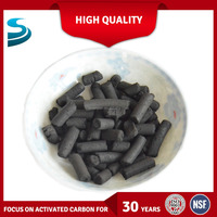 Coal/wooden based columnar Activated carbon for gas/air treatment/purification