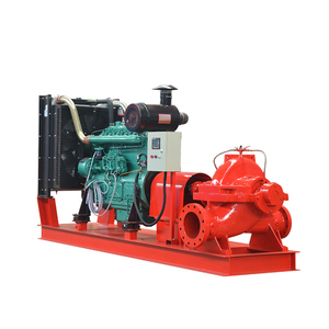Leader Supplier -- Zjbetter Pump - NFPA20 Diesel Fire pump