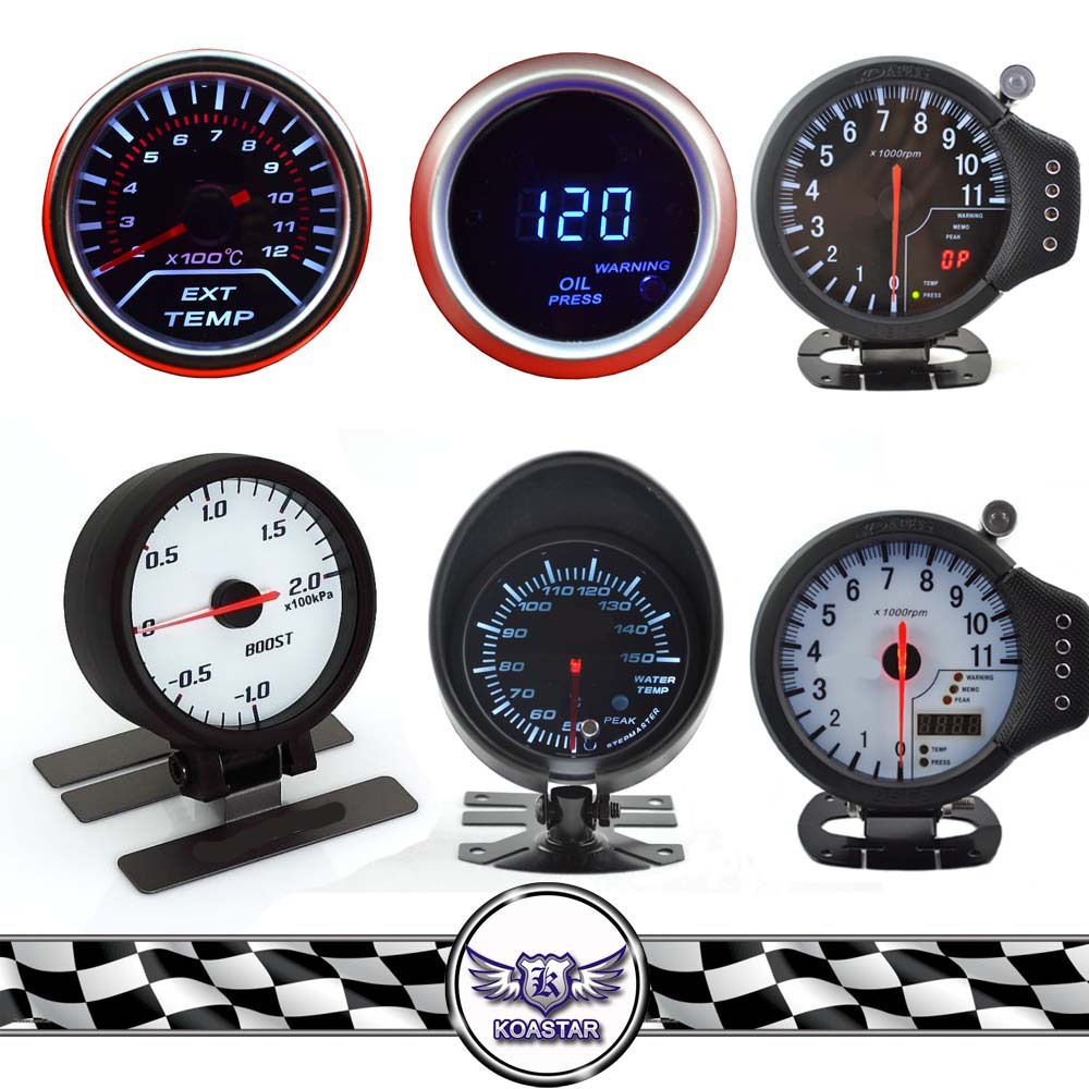 Universal Auto Gauges : In tachometer mm auto gauge buy