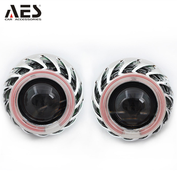 Factory Price Car Headlight Retrofit Bi Xenon Projector Lens Kit X1c