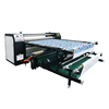 Transfer Foil Hot Stamping Heat Press Roll Fabric Sublimation Textile Machine