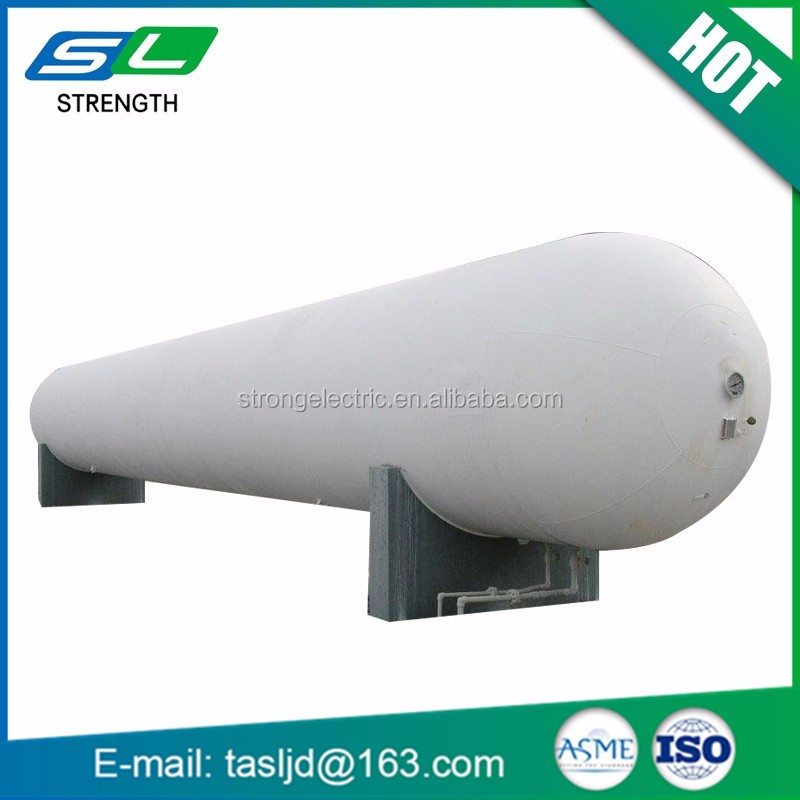 ASME standard horizontal stainless steel water tank from china manufacturer