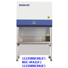 BIOBASE ประเทศจีน Class II Biological Safety Cabinets SS Water tap & Gas tap