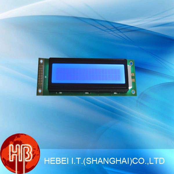 Character LCD Display 20X2 LCM Module Blue