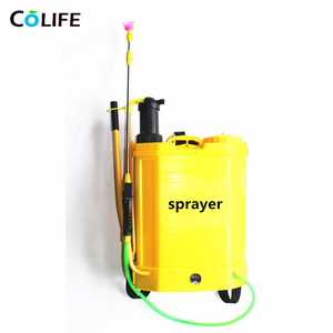 Manual and battery power source 16L 18L knapsack electric sprayer