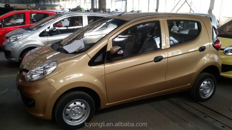 Luxury High Class Smart Electric Car Sedan Sport Cars Made In