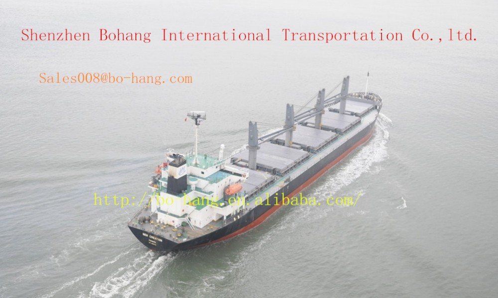 copy paper freight forwarder agent in China of 20FT/40FT/40HQ