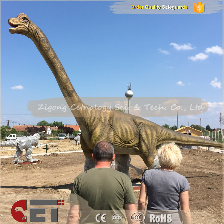 CET-N470 Cetnology PVC Rubber dinosaur from Dinosaur Movie
