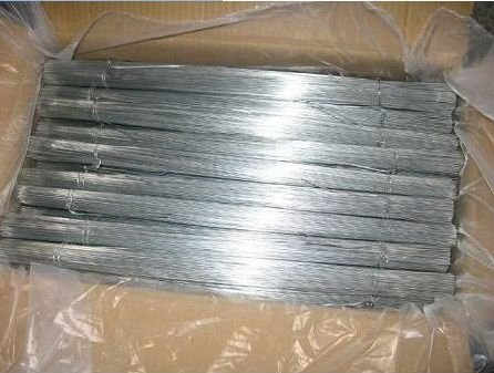 stright cut iron wire used low carbon steel wire rod