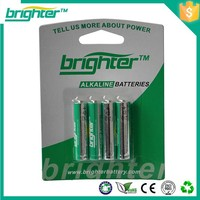 1.5v aaa lr03 alkaline battery for provari mini