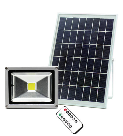 high lumens solar street light with 3W COB LED(JL-4518)