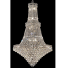 Dongguan lighting chrome crystal chandelier lamp chandelier