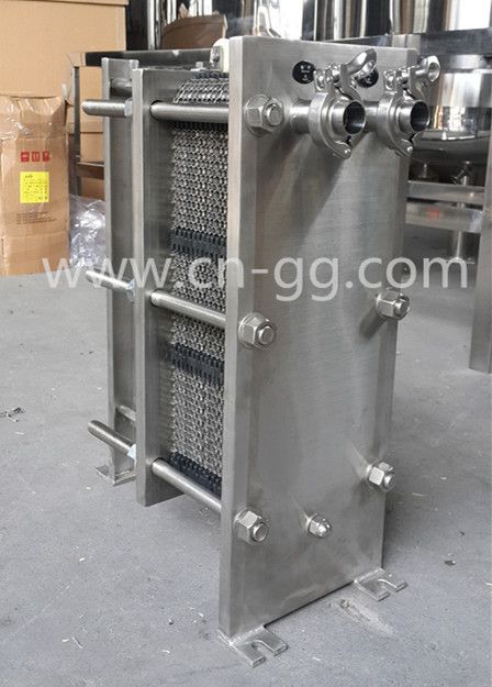 stainless steel heat exchange equipment