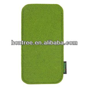 Eco-friendly classic designer felt glasses case folding