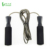 Blue Color Memory foam handle Tangle-Free Speeding Rope Ball Bearings Rapid Exercise Jump Rope Cable