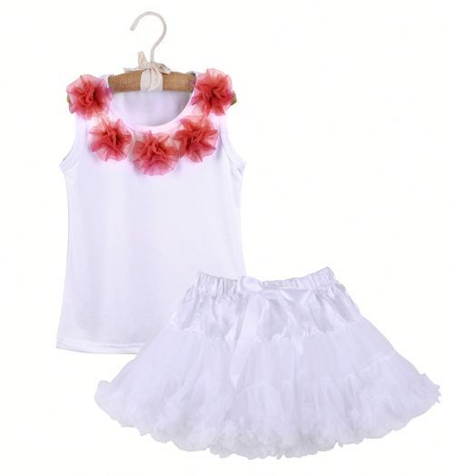 Hot Sale Cheap Santa Tutu Skirt