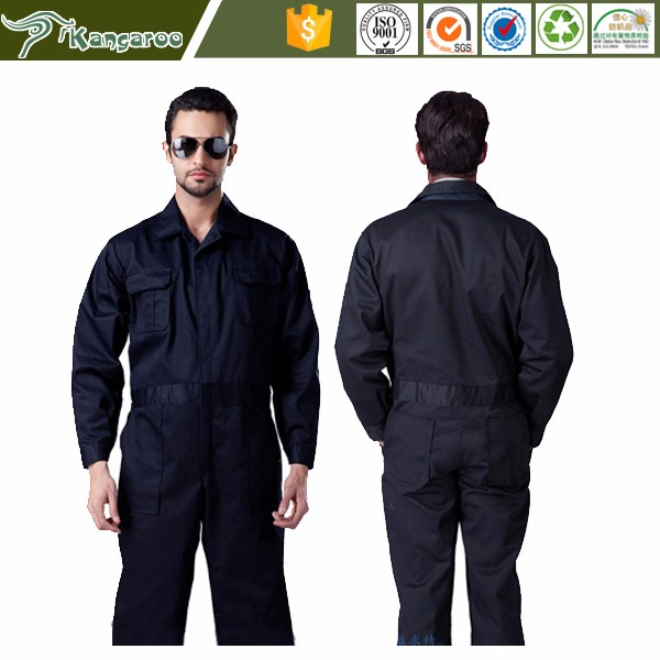 KU051 Aircraft Engineer Security Uniform Jacket Shirt
