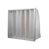 HEPA bag air filter for cleanroom