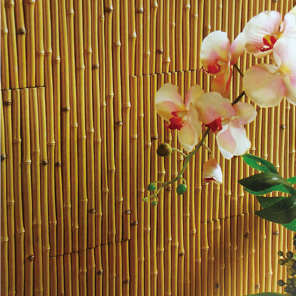 Lobby Background Bamboo Decoration Wall Tile