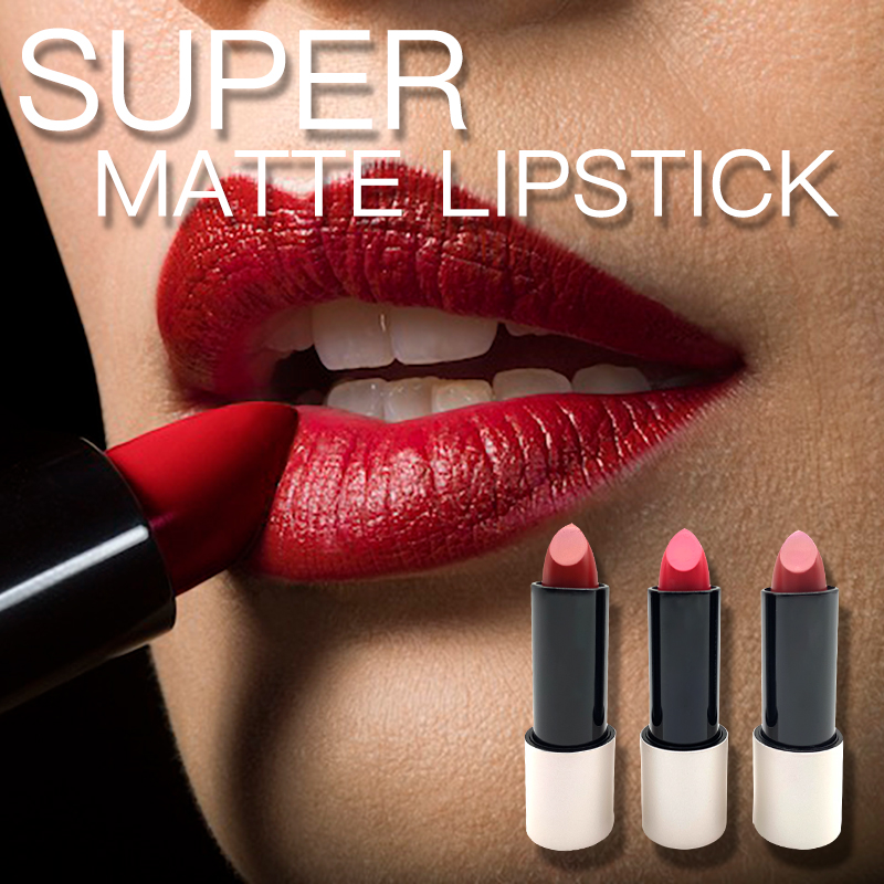 Oem Moisturizing Long Lasting Lip Stick Matte Rouge Lipstick