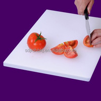 Hard heat resistant packinghouse PP plastic chopping board/cutting board