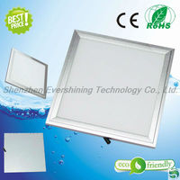 Promotion!Energy Saving square flat 40W 600x600mm ceiling panel light aluminum frame + arylic cover