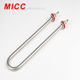 MICC heating efficiently tubular heater heating tube for industrial